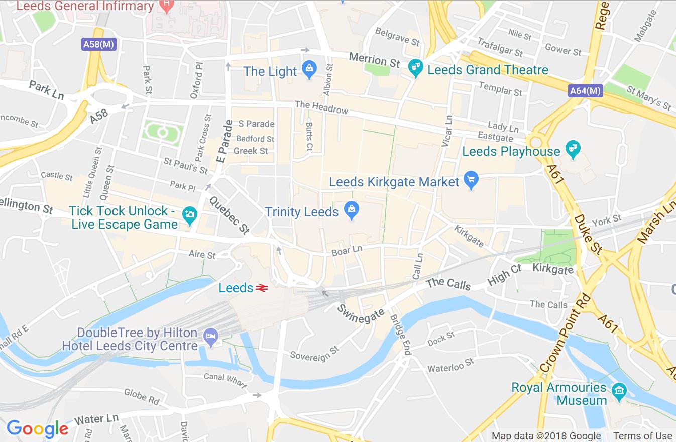 Trinity Leeds 120 Shops Restaurants Bars And Cinema