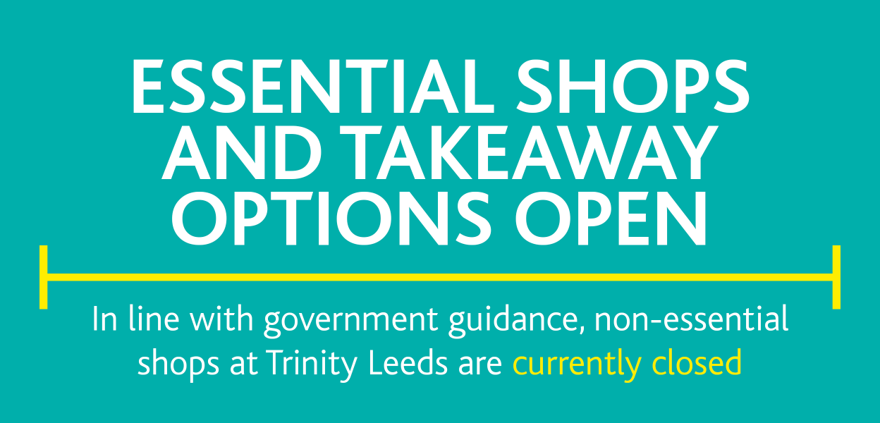 Trinity Leeds Lockdown