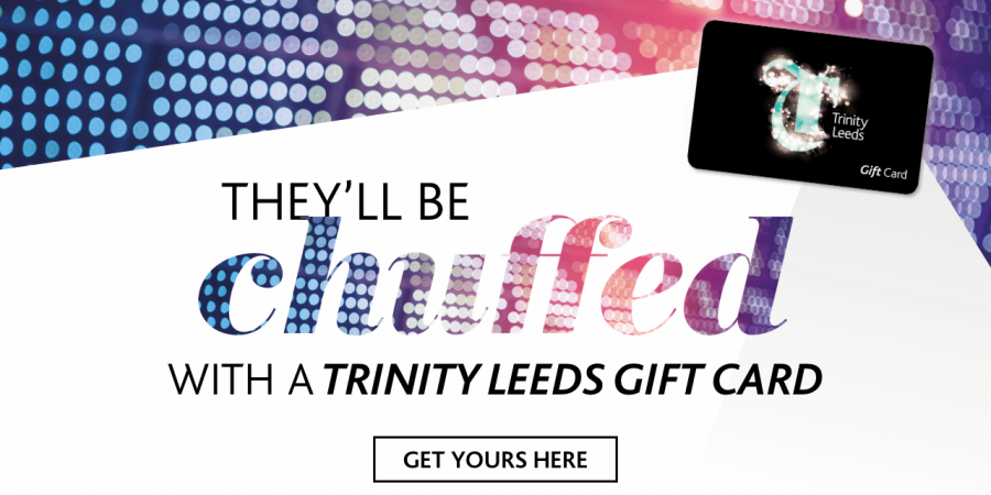 Trinity Leeds gift card