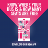 The First Bus app now lets you check how many seats are free