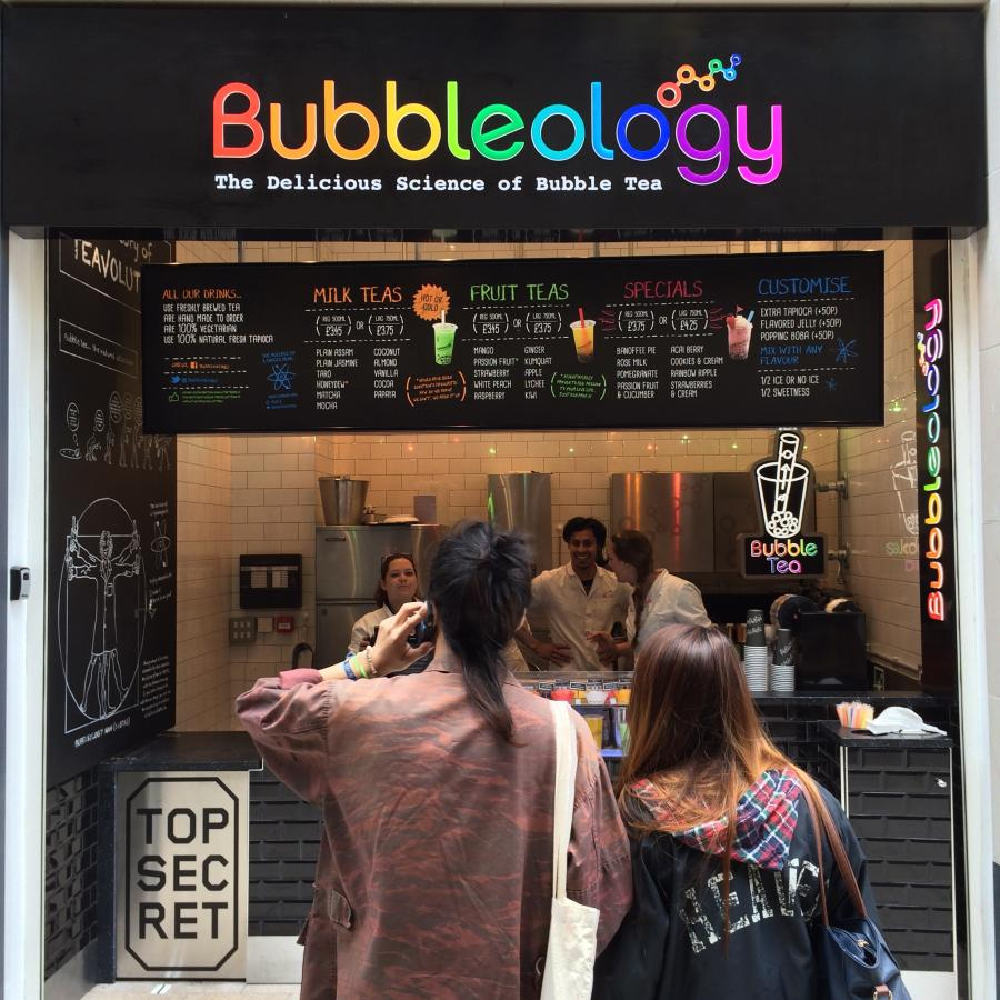 Bubbleology Trinity Leeds