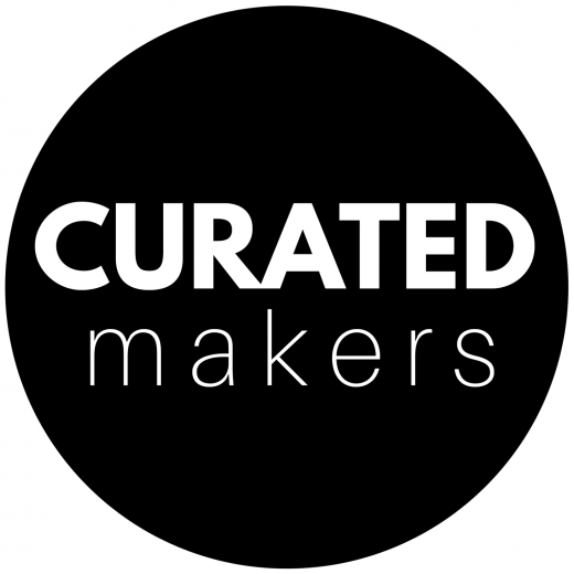 Curated Makers logo