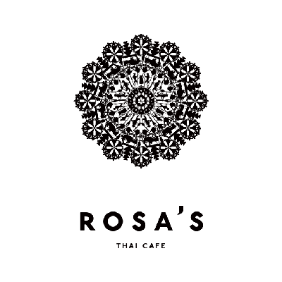 Rosas Thai  logo