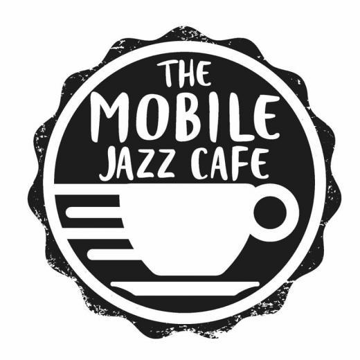 The Mobile Jazz Cafe  logo