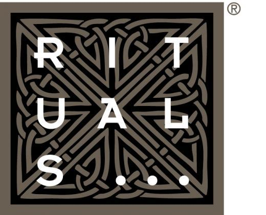 Rituals- Coming Soon  logo