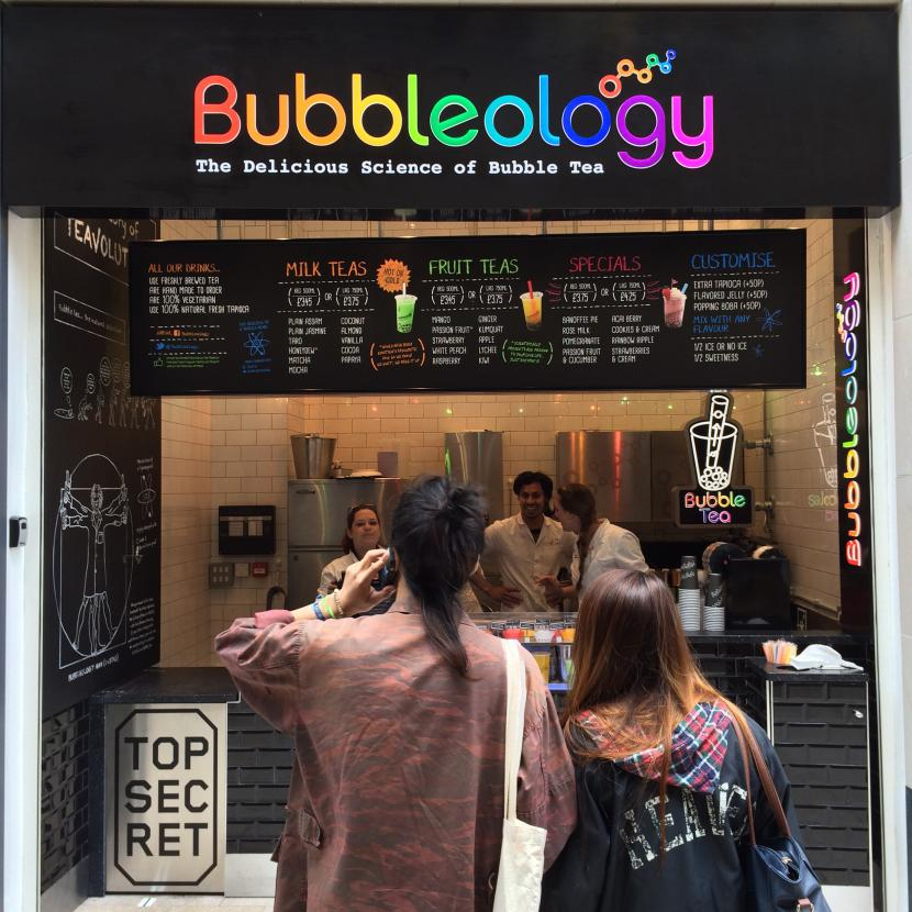 Bubbleology Trinity Leeds