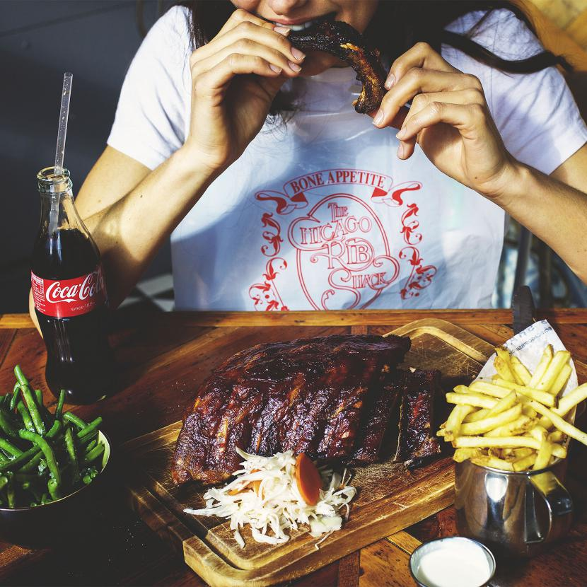 Chicago Rib Shack Trinity Leeds