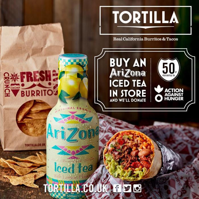 Tortilla Action Against Hunger