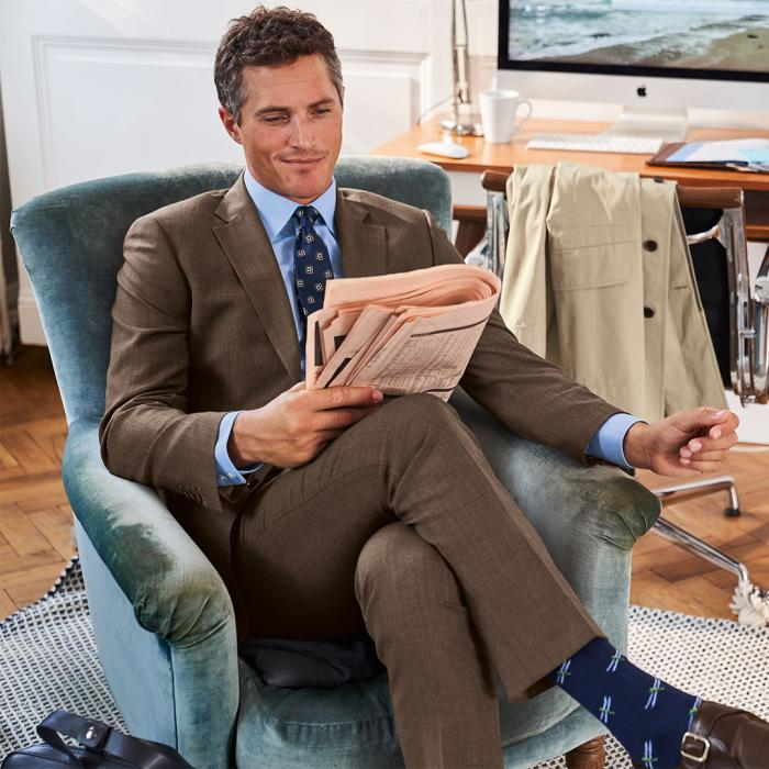 Save 30% on suits at Charles Tyrwhitt