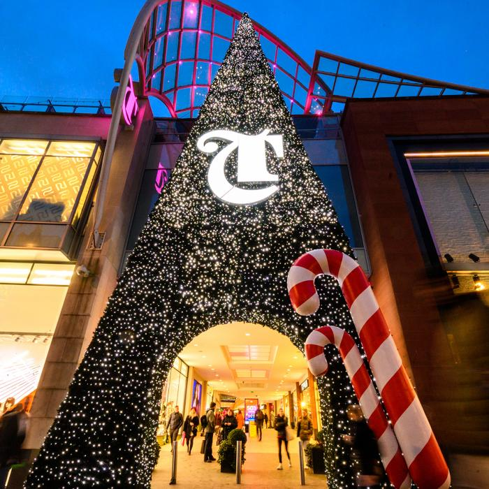 Enjoy a sustainable Christmas shopping trip