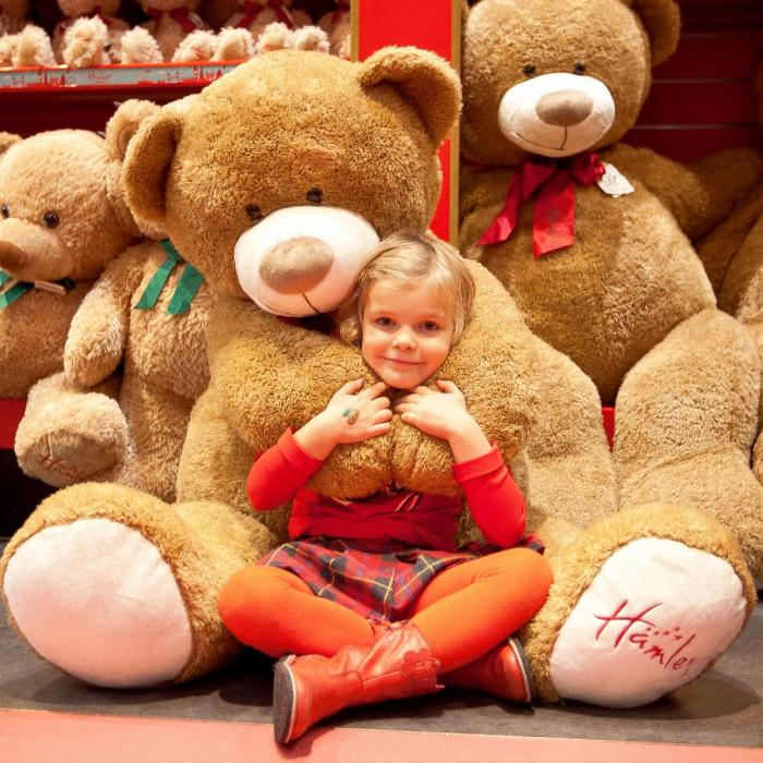 Hamleys reopening