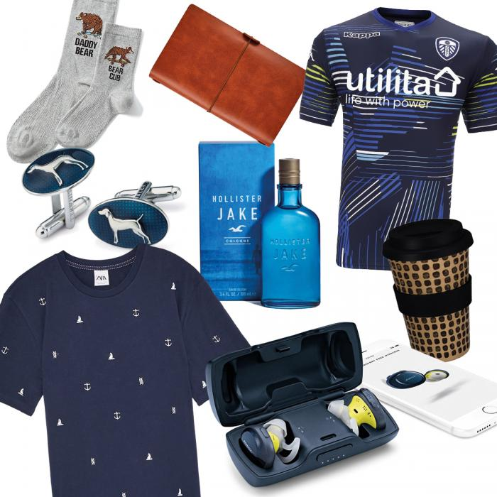 Get some inspiration from Trinity Leeds for your Father's Day gifts this year