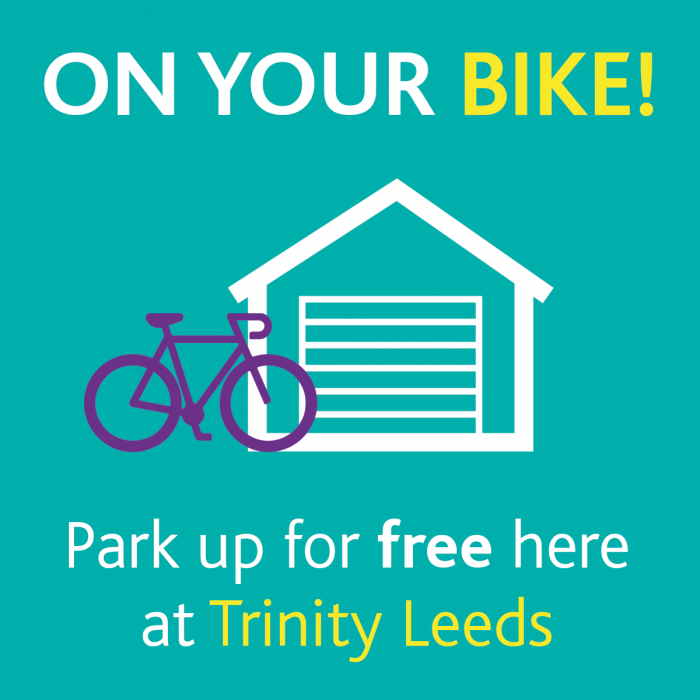 Trinity Leeds Bike Store