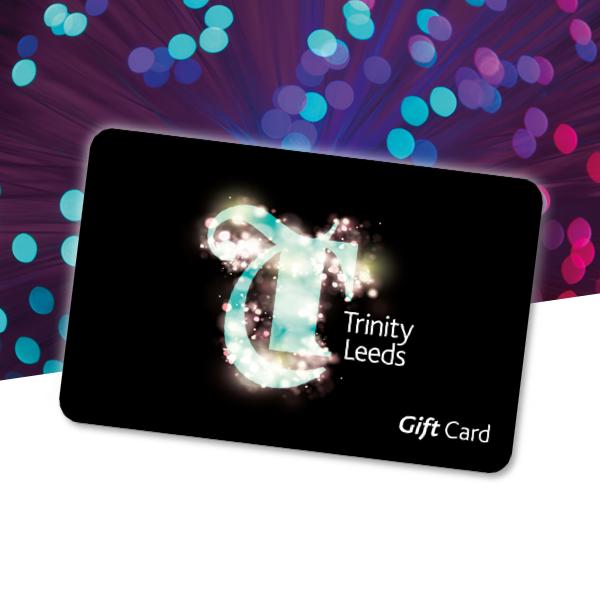 Trinity Gift Card