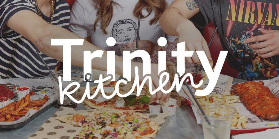 Trinity Kitchen Street Food Leeds