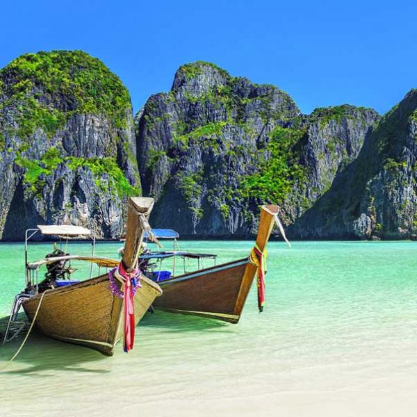Honeymoon ideas with Virgin Holidays for spring and summer weddings