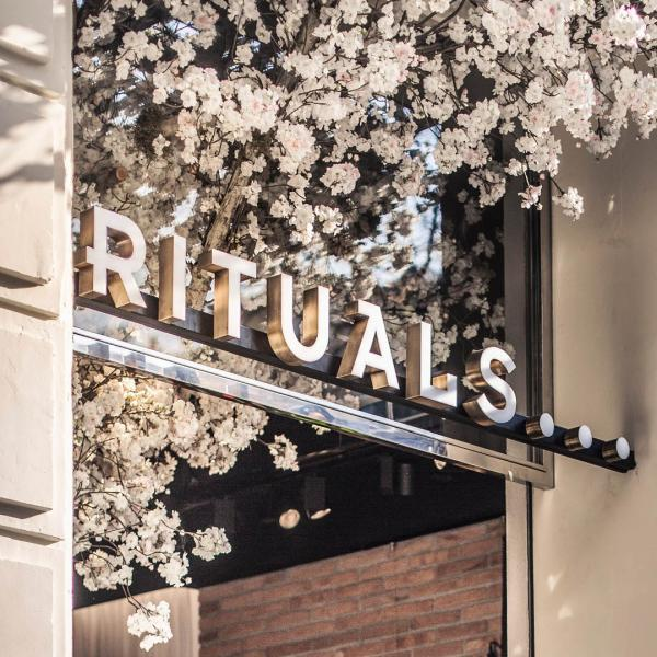 Rituals click and collect