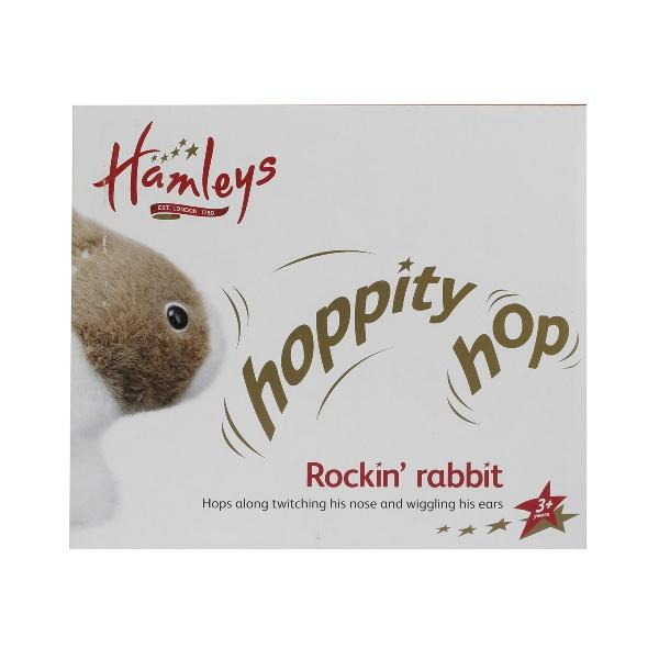 Hamley's Top Toys For Christmas – Movers and Shakers Rockin Rabbit